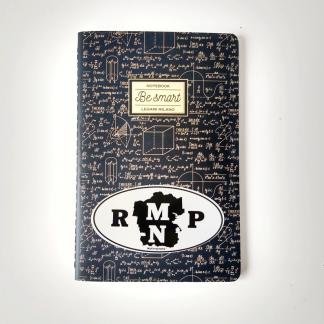 RMNP bumper sticker notebook